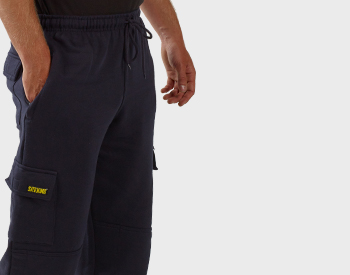 Mens Clothing - Work Jogging Bottoms