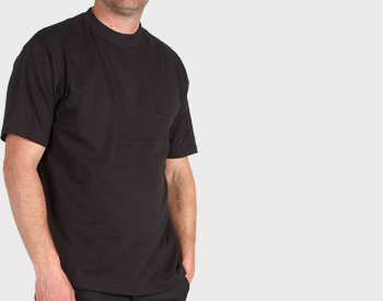 Mens Clothing - Work T-shirts