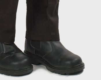 Womens steel toe cap footwear