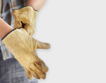 personal protective equipment - work gloves