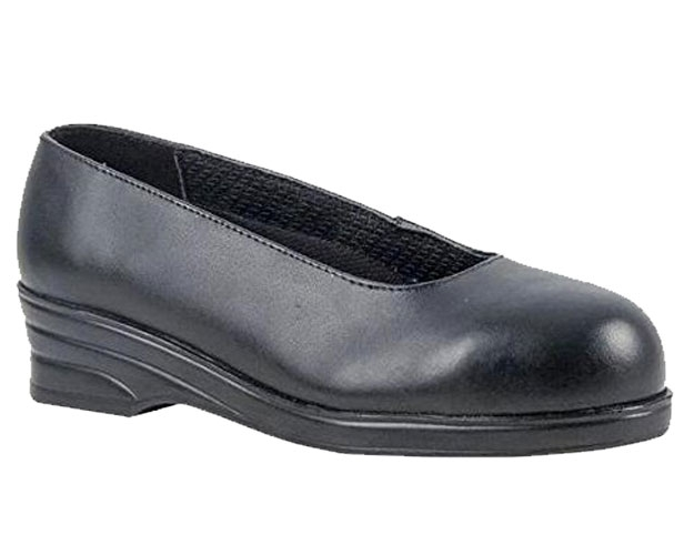 Ladies Warehouse Office Safety Work Shoes