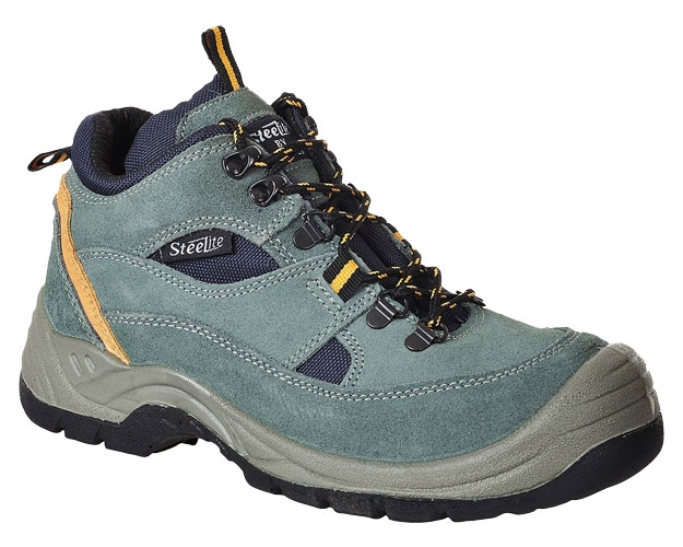Mens Lightweight Steel Toe Hiking Boots