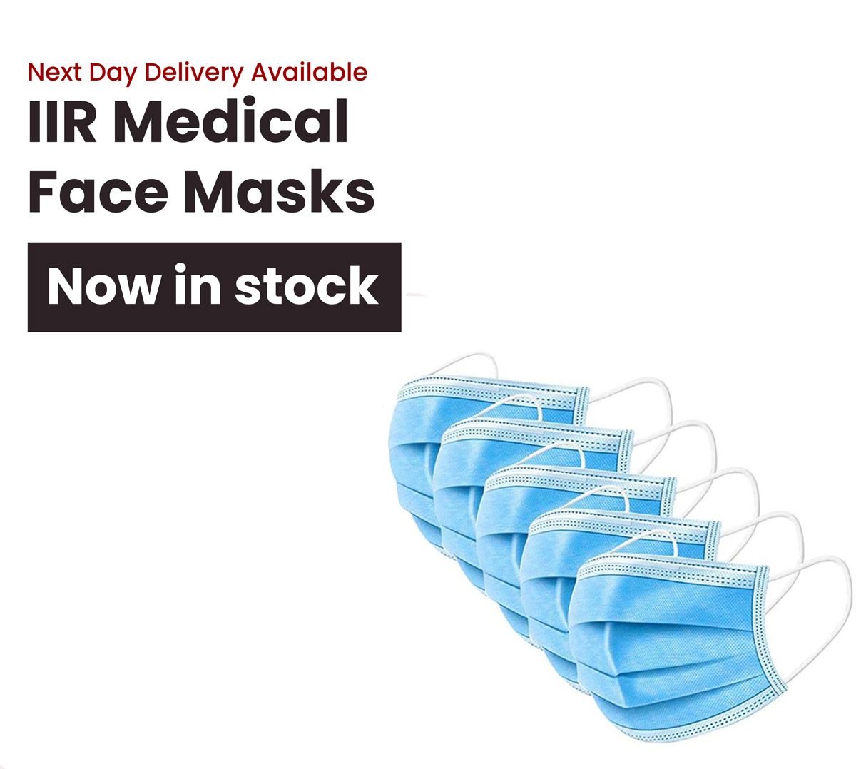 IIR Surgical Masks