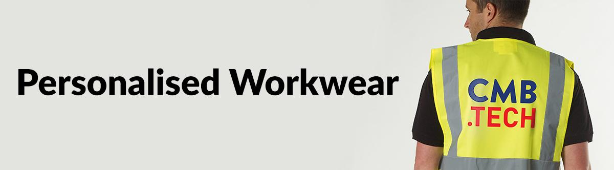 Personalised Workwear