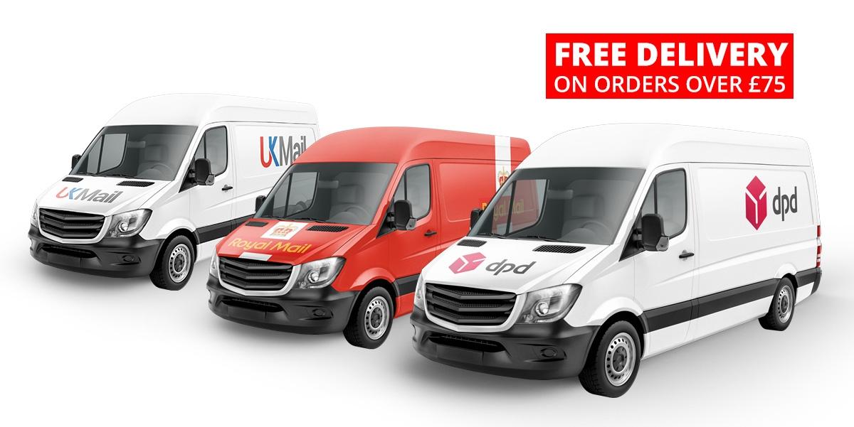 shipping vans
